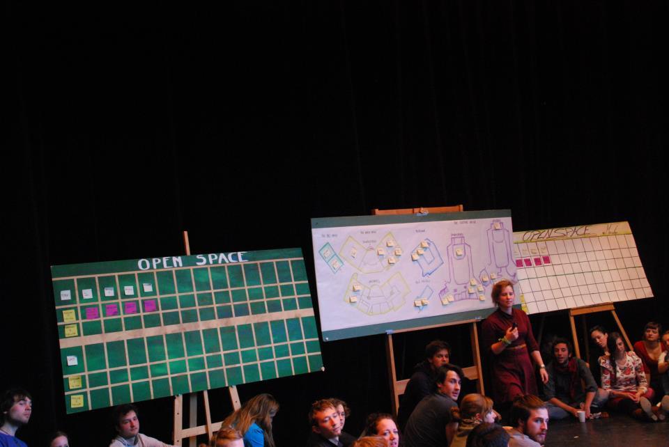 Open Space Barcamp Die Kraft Der Teilnehmer Entfalten Ideenwerkstatt Von Morgen
